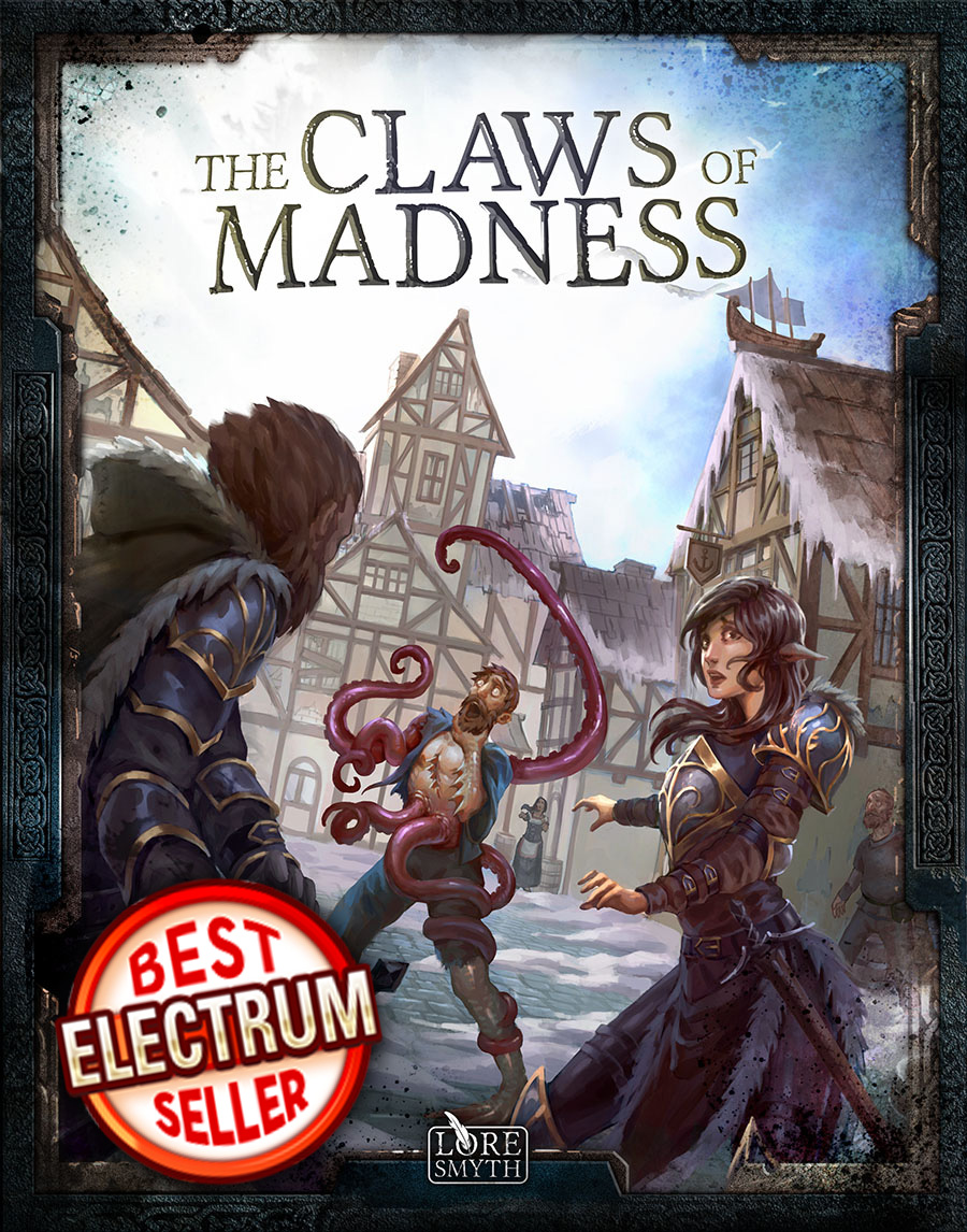 The Claws Of Madness (5e)
