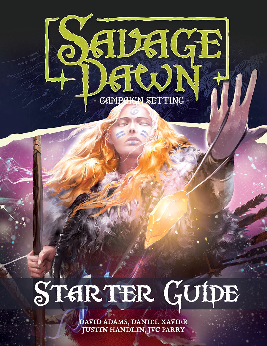 Savage Dawn Campaign Setting Gets A New Release