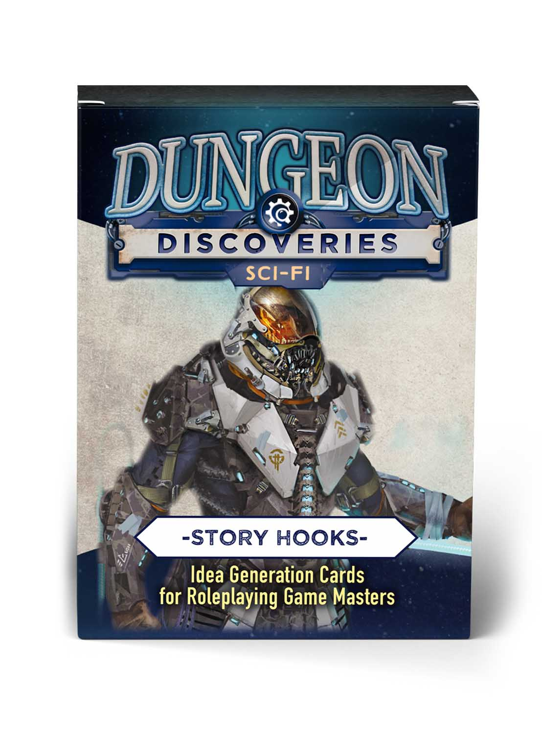 Dungeon Discoveries – SciFi Story Hooks